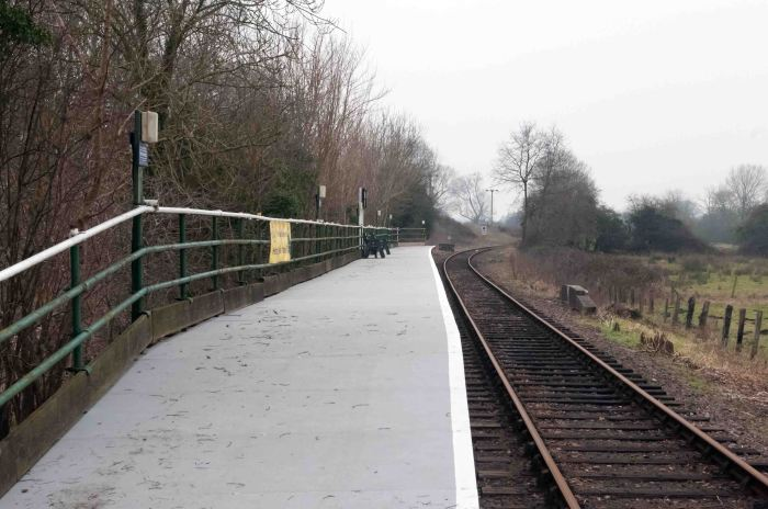 Wymondham Abbey – Platform Extension