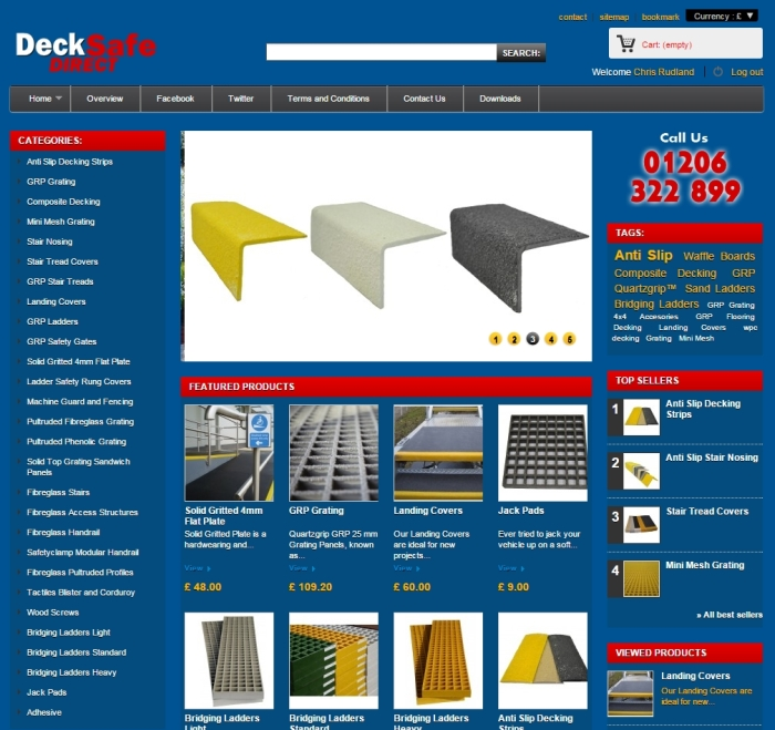 Decksafe Direct Shop